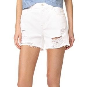 J Brand Ivy High Rise Shorts  size 25